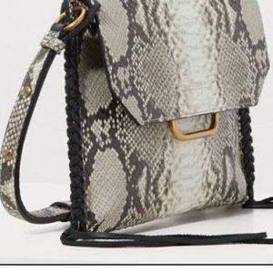 Isabel marant baby python handbag